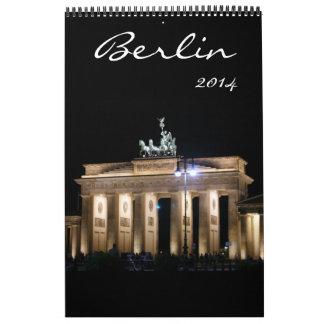 calendario de la fotografía 2014 de Berlín Alemani