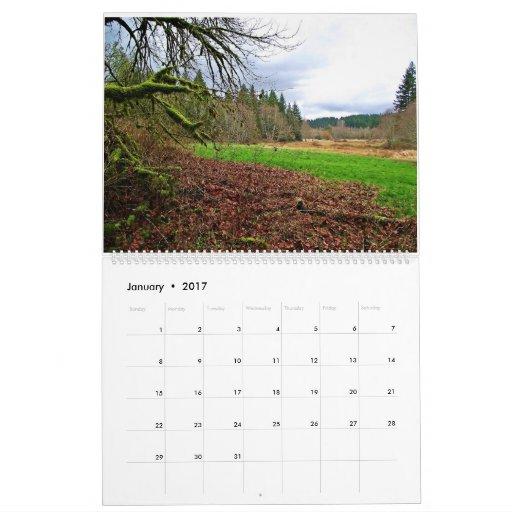 Calendario de la fotografía 2014 de Chris Osborn