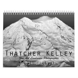 Calendario de la fotografía 2014 de Thatcher