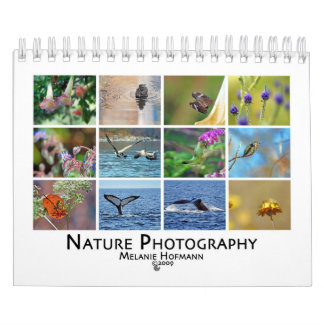 Calendario de la fotografía de la naturaleza