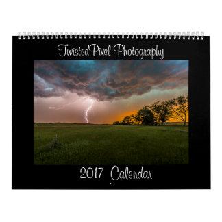 Calendario de la fotografía de TwistedPixel - 2017