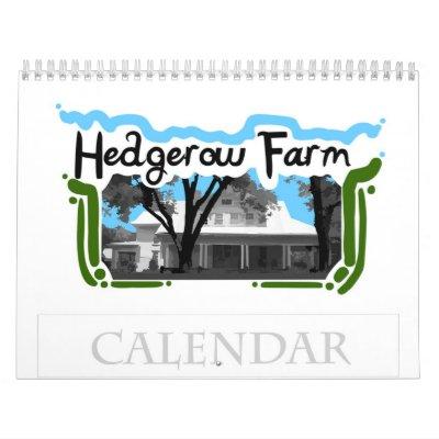 calendario de la granja del seto