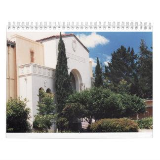 Calendario de la HIGH SCHOOL SECUNDARIA del MOUNTA