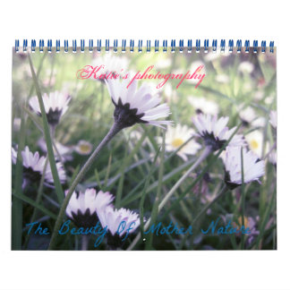 Calendario de la madre naturaleza