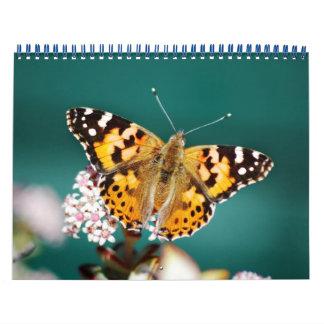 Calendario de la mariposa