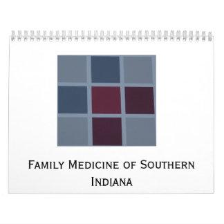 Calendario de la medicina de familia