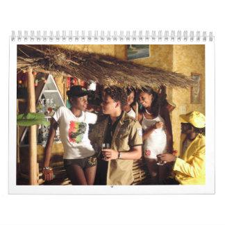 Calendario de la moda 2011 de Dusstilldaan