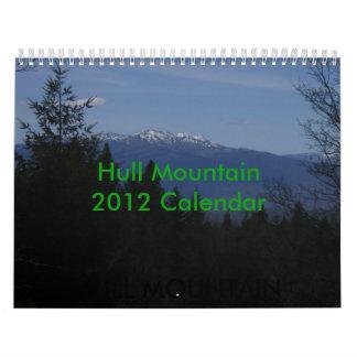 Calendario de la montaña del casco