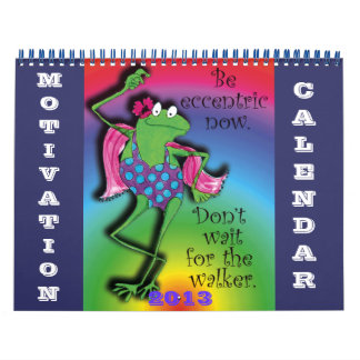 Calendario de la motivación