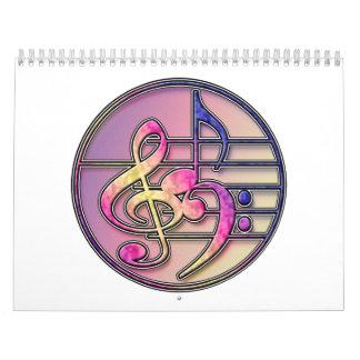 Calendario de la música