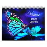 Calendario de la naturaleza 2009