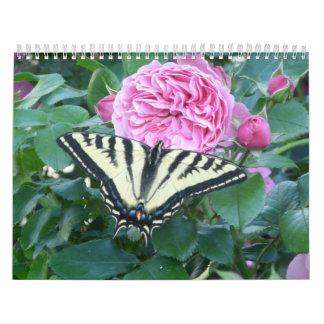 calendario de la naturaleza y de la fauna
