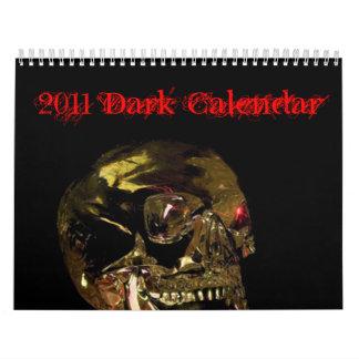 Calendario de la oscuridad 2011