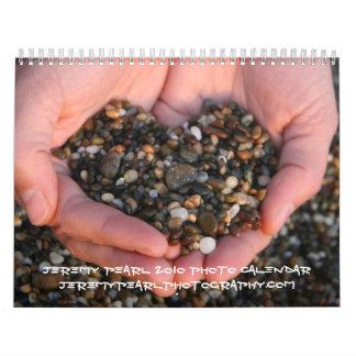 Calendario de la perla 2010 de Jeremy