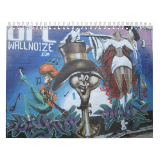 Calendario de la pintada