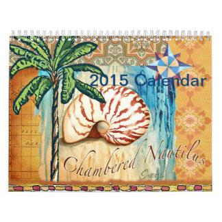Calendario de la playa