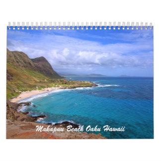 Calendario de la playa de Makapuu