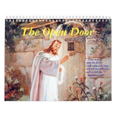 Calendario de la puerta abierta 2009 - modificado