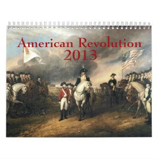 Calendario de la revolución americana