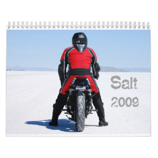 Calendario de la sal 2009