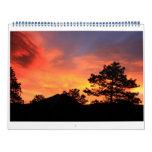 Calendario de la salida del sol/de la puesta del