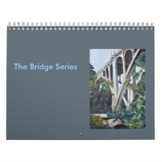 Calendario de la serie del puente
