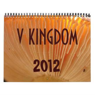 Calendario de la seta