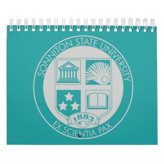 Calendario de la universidad de estado de Sonniton