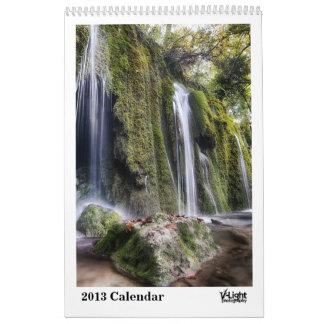 Calendario de la V-Luz 2013