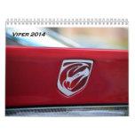 Calendario de la víbora 2014