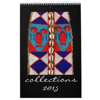 Calendario de las colecciones 2015