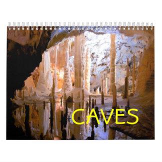 Calendario de las cuevas