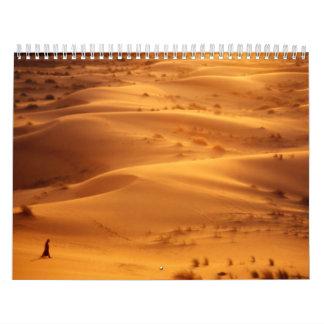 Calendario de las fotos de la caza del salto