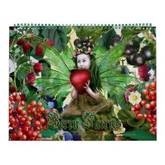 Calendario de las hadas de la baya