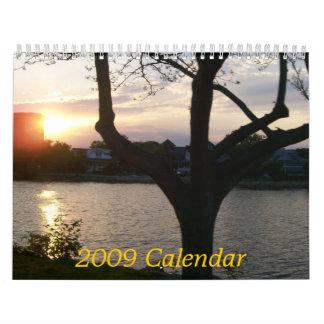Calendario de las maravillas de la naturaleza