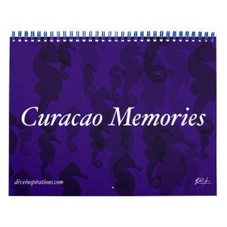 Calendario de las memorias de Curaçao