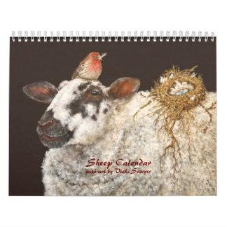 Calendario de las ovejas