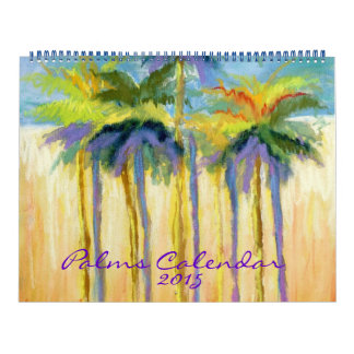 Calendario de las palmas