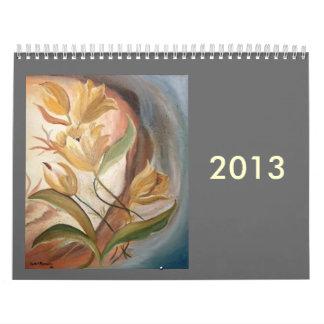 Calendario de las PINTURAS AL ÓLEO I