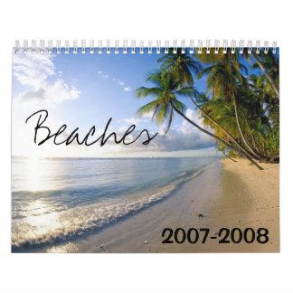 Calendario de las playas 2007-2008