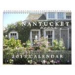 Calendario de las puertas 2013 de Nantucket