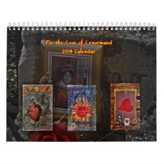 Calendario de Lenormand