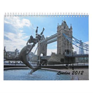 Calendario de Londres 2012