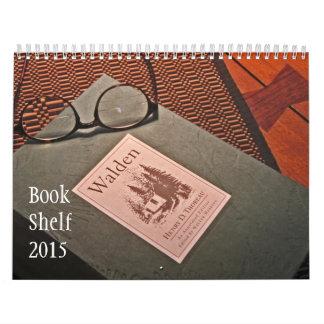 Calendario de los aficionados a los libros