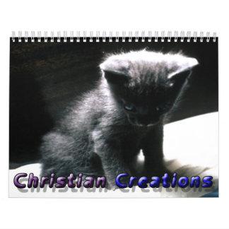 Calendario de los amantes del gato