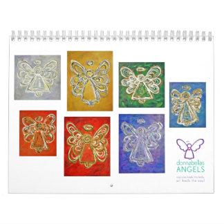 Calendario de los ángeles de DonnaBellas