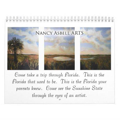Calendario de los artes de Asbell