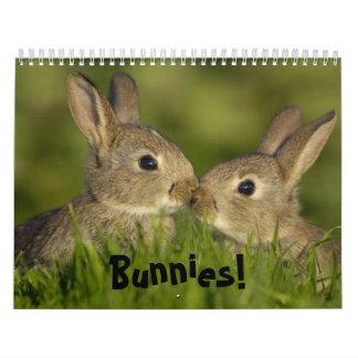 Calendario de los conejitos