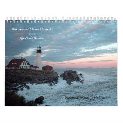 Calendario de los favoritos 2014 de Nueva Inglater