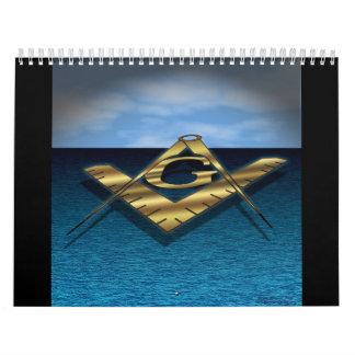 Calendario de los Freemasons